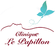 Clinique Le Papillon Logo